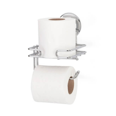 Vakumlu Yedekli Tuvalet Kağıtlık