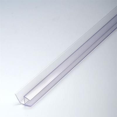 Cam Balkon 22.5 Şeffaf Fitil (10mm)