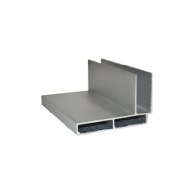 Makro Sürme Yan Bitim Aluminyum Profil Model : S - 109