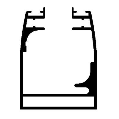Makro Ege Seri Kasa Aluminyum Profil