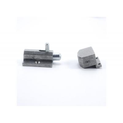 Sürgülü Cam Balkon - Makro Sürme Metal Dış Kilit