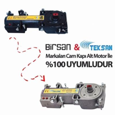 Birsan / Teksan Cam Kapı Hidrolik Alt Motor Mekanizması
