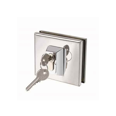 Birsan Marka Cam Kapı Alt Anahtarlı Kilit