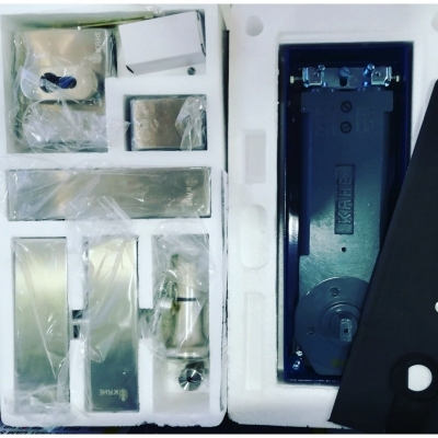 Kale Cam Kapı Kilit Seti Standart Detaylı Set Uyumlu Kahe Marka Set